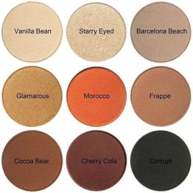 BUILD YOUR OWN KYSHADOW PALETTE WITH MAKEUP GEEK DUPES | ALITTLEKIRAN
