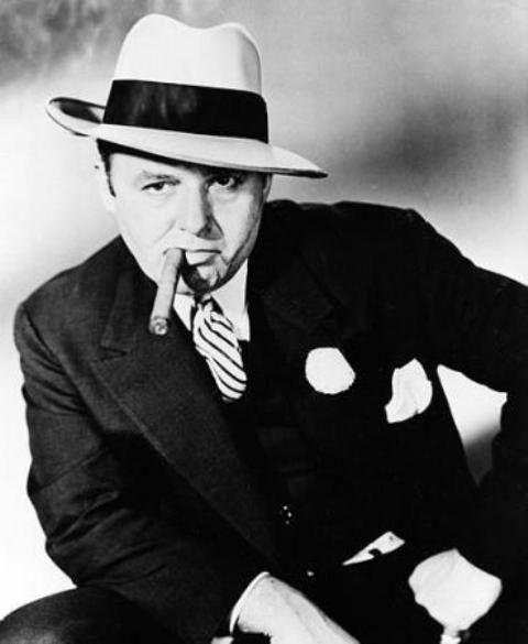 Alphonso Gabriel «Great Al» Capone