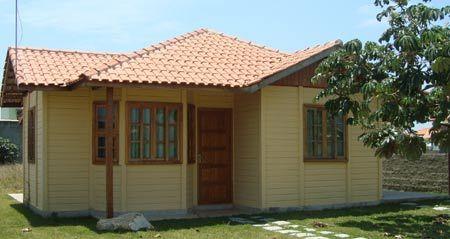 kit-casa pré fabricada rj