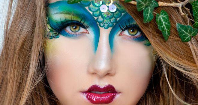 Imagenes De Maquillaje Para Descargar: 58 Best Images About MAQUILLAJE FANTASIA PARA ELLAS On