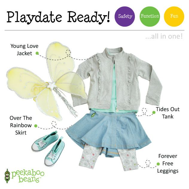Butterfly Bean! | Peekaboo Beans - playwear for kids on the grow! | Find your local Play Stylist or shop On-Vine at www.peekaboobeans.com | #PBplayfulpairings