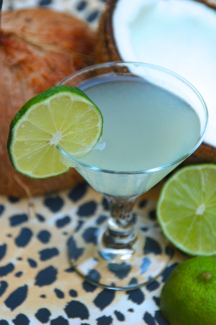 Coconut Gimlet Drink Recipe Coconut Gimlet Cocktail Recipe 2½ ounces vodka ½ ounce fresh lime juice ½ ounce coconut milk, juice, or water