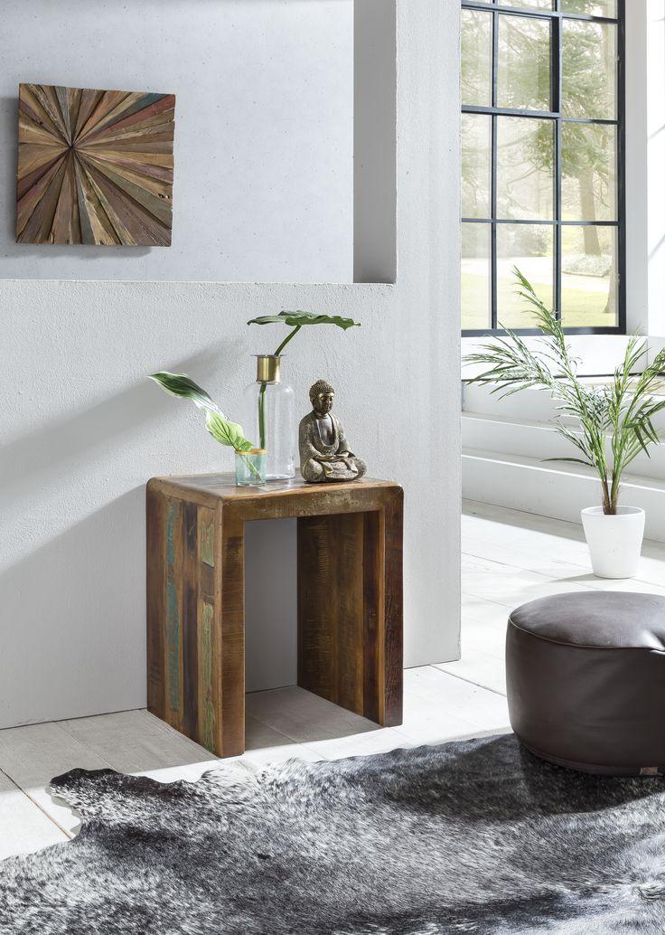 Die besten 25+ Beistelltisch holz massiv Ideen auf Pinterest - der kompakte beistelltisch im wohnzimmer platzsparende designs
