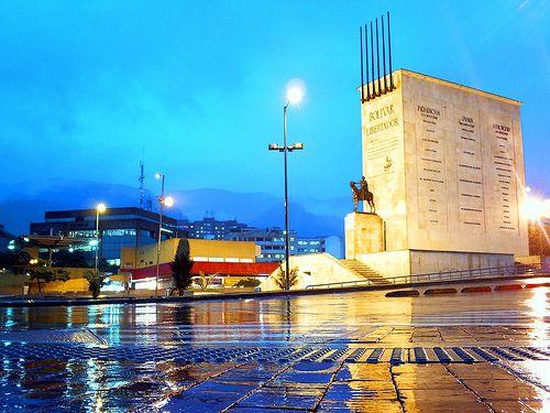 El Monumento a Los Héroes