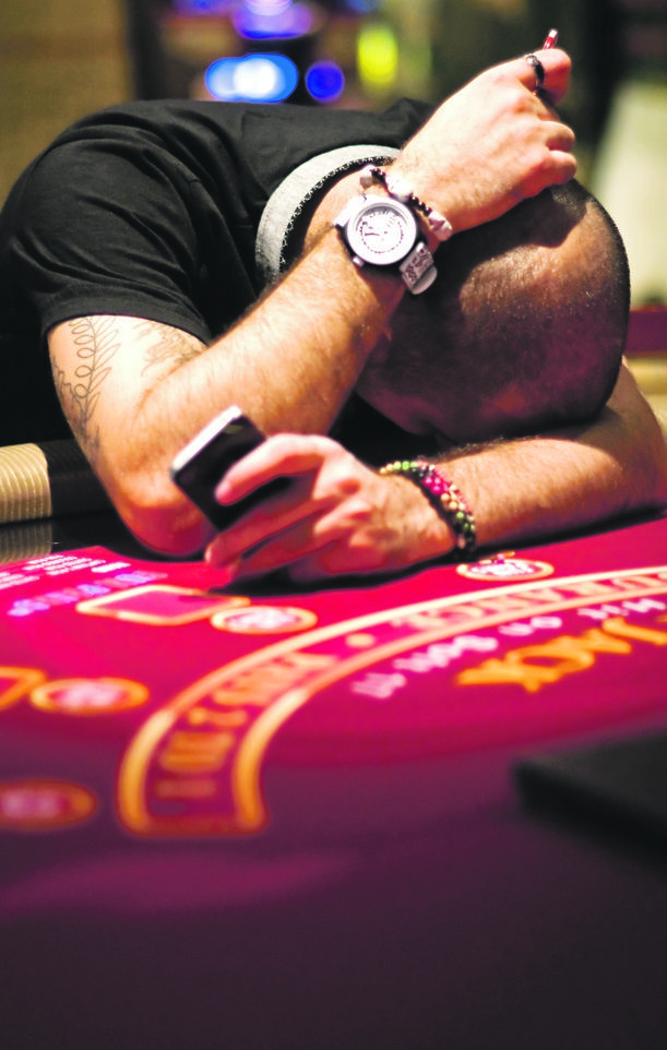 Gambling: How to get help as addiction worsens