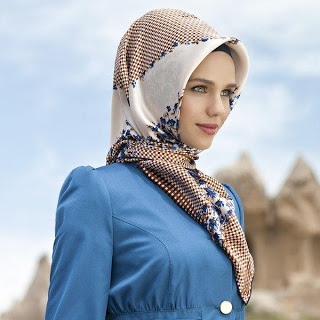 Hijab Fashion Styles for Turkish Teenagers Girls