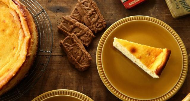 Kaastaart met speculoosbodem - Recept | VTM Koken