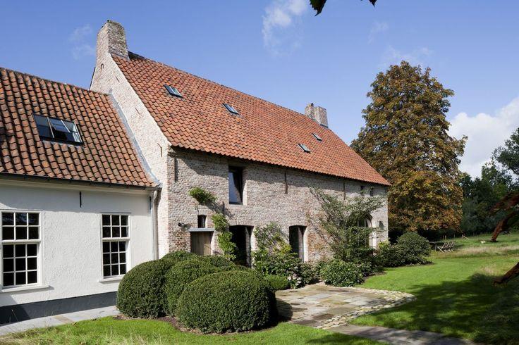 21 best huis exterieur images on pinterest belgian style house exteriors and windows - Huis exterieur picture ...