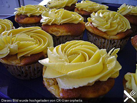 Mango-Buttercreme