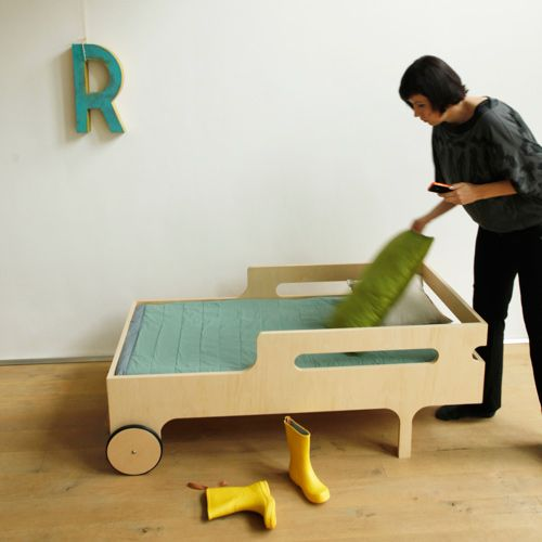 I can build this when Timothy is ready to move up to a new bed