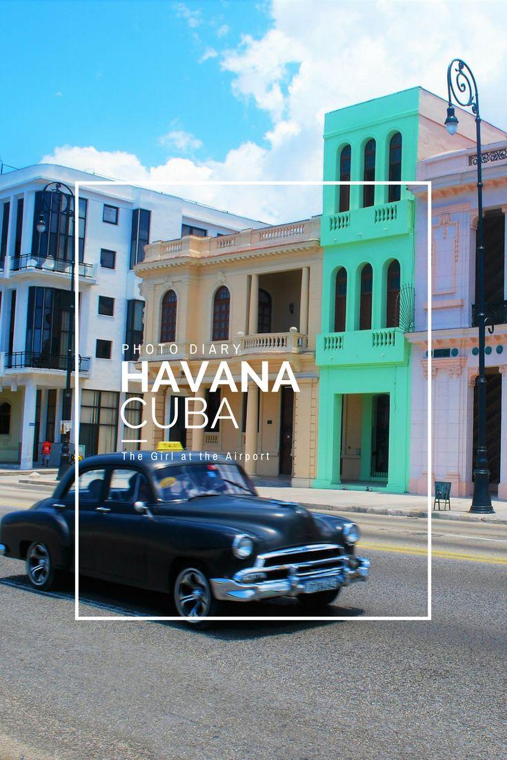 Havana, Cuba: A photo diary