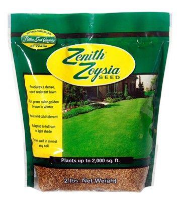 Zenith Zoysia Grass Seed - Mom