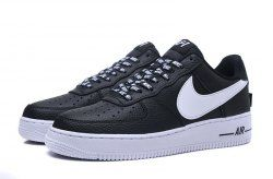 afea0b0252618 Durable Nike Air Force 1 07 Lv8 NBA Pack Black White 823511 007 Men's  Women's Casual Shoes Sneakers