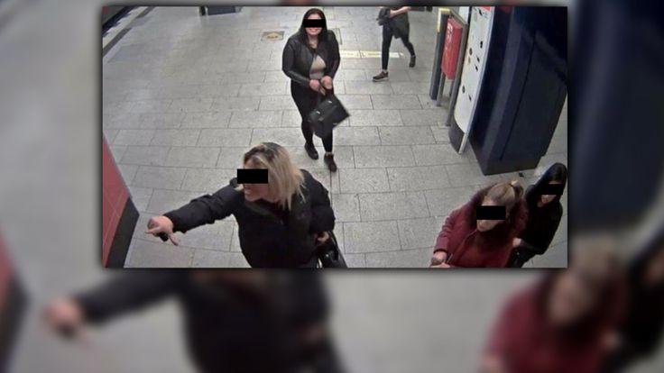 Schneller Fahndungs-Erfolg für Berliner Polizei - Alle vier Aggro-Frauen identifiziert - Berlin - Bild.de