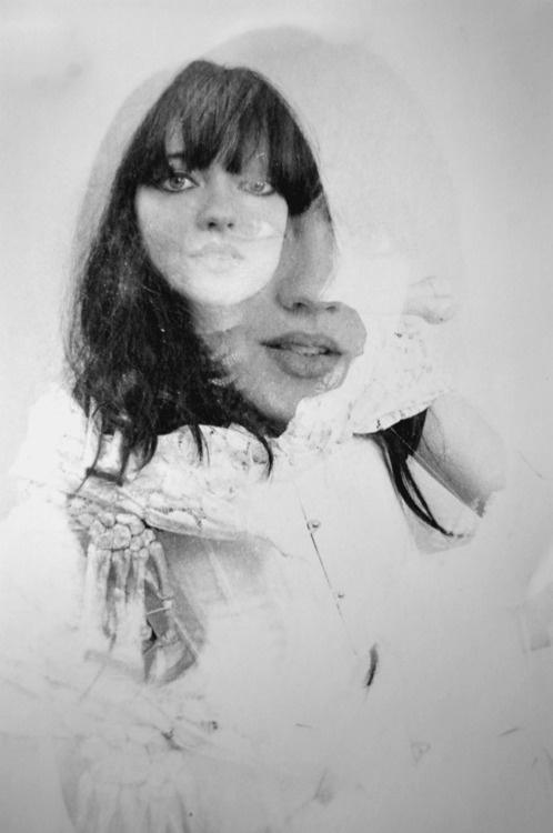 Double exposure - near & far | photography black & white . Schwarz-Weiß-Fotografie . photographie noir et blanc |