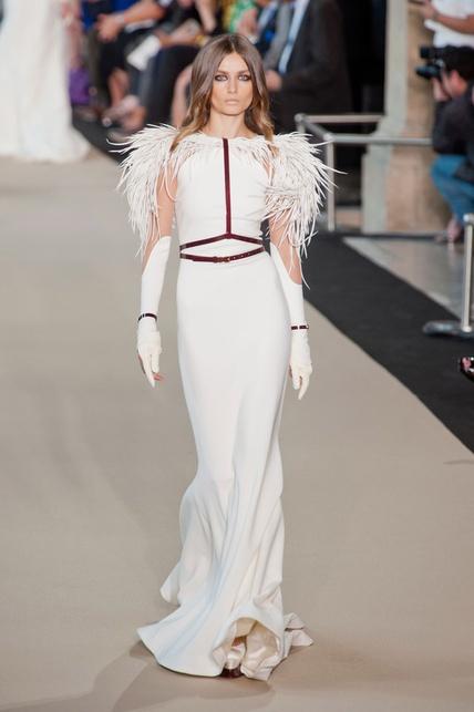 Alta Costura otoño-invierno 2012/13 de Stéphane Rolland. Foto: Imaxtree: Styles Blog, Stéphane Rolland, High Rolland, White Fashion, Couture, Stephane Rolland, Styles Fashion, Couture Fashion, Haute Couture
