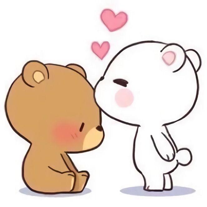 Las Mejores Imagenes De Amor Tumblr Con Frases Bonitas Dibujos Kawaii Tiernos Dibujos De Osos Tiernos Dibujos De Amor Tumblr