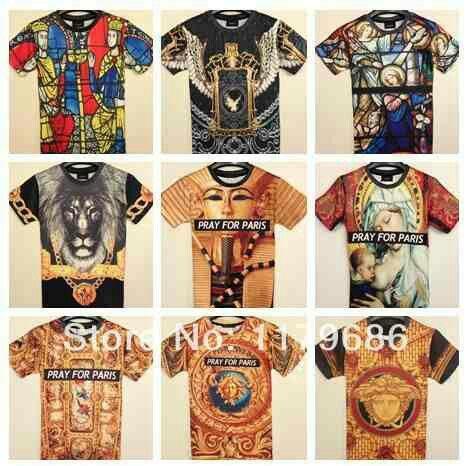 Pray For Paris Shirts U.K. £