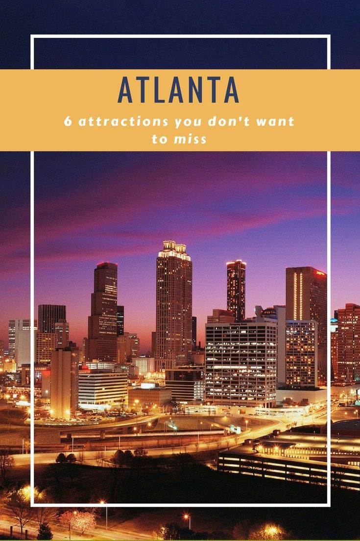6 atlanta attractions you don t want to miss atlanta for Attraction 78