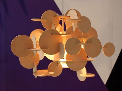 "Vibeke Fonnesberg Schmidt's ""Bau"" pendant lamp"