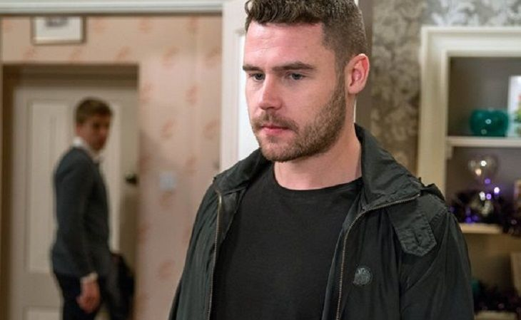 Last night's episode of Emmerdale contained scenes that would be described as shocking. Aaron (played by Danny Miller) had an emotional scene in which he harmed himself with a knife. The soaps are usually pretty good for giving viewers warnings for troubling content but last night was forgotten. The
