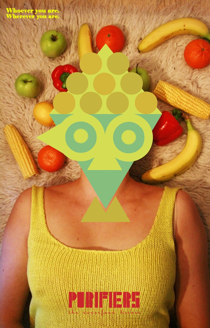 Advert, www.purifiersuperfoods.com