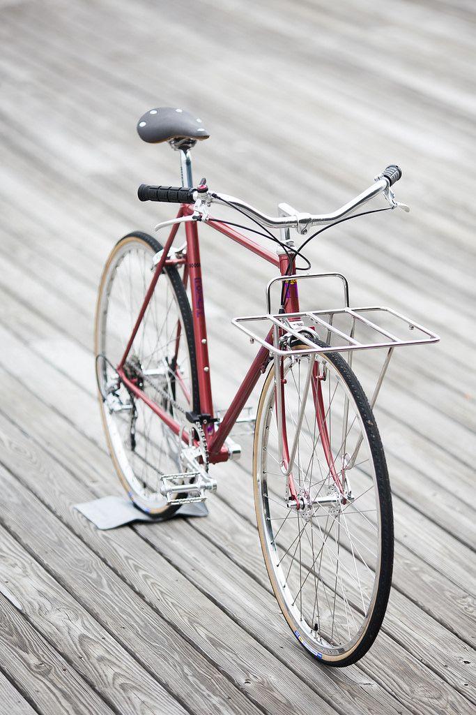 Royal H Cycles, Ruths porteur