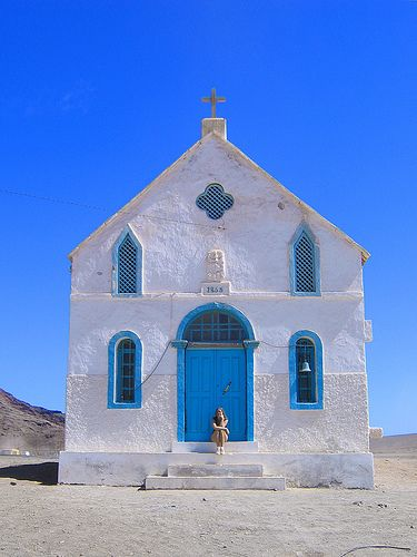 Church - Sal, CapeVerde -Africa -