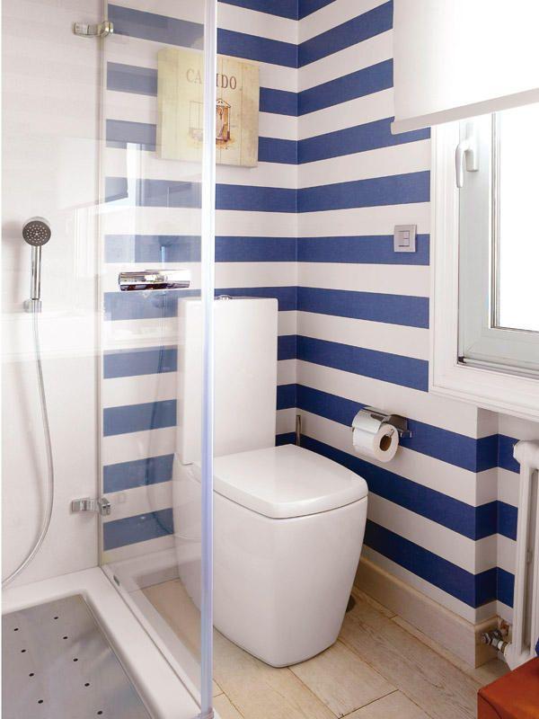 Baños con acabados originales  Baño, Baños reformados y ...