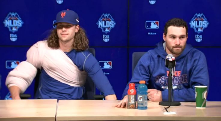 New York Mets: Did Daniel Murphy Really Just Say 'Yowsers?' (Video)