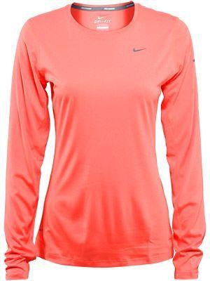 Nike Women's Miler LS Top Fall 2013