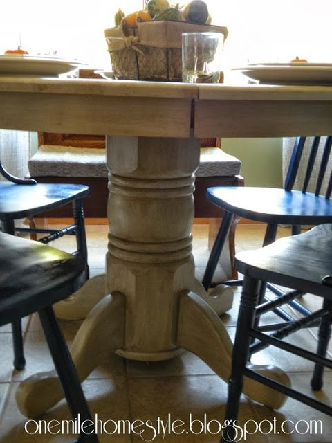 17 Best images about Table refinish on Pinterest : Pewter ...
