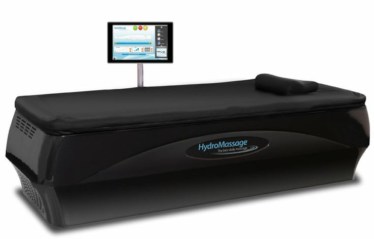 Hydromassage in as little as 10 minutes you can receive a