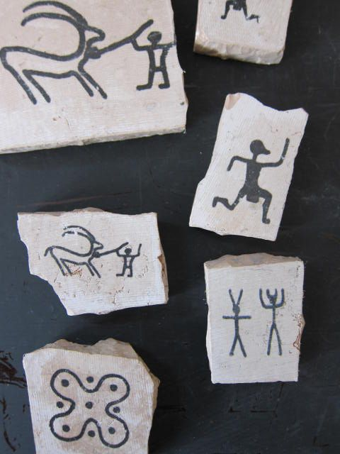archeological magnets