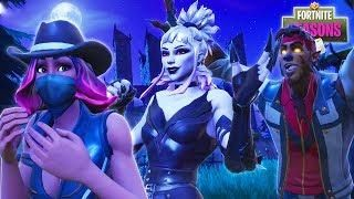 Dire The Wolf Saves His Girlfriends Life New Skins Fortnite