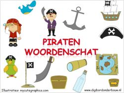 *▶ Piraten: Woordenschat!