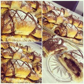 sweetcake - My Passion ... blogg: Gifflar med chokladfyllning