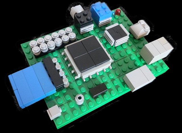 #LEGO Raspberry Pi by ProjectGregory