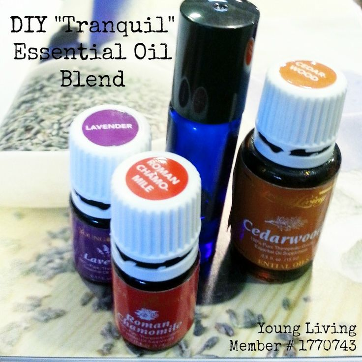 A Diy Essential Oil Blend To Calm Babies Amp Toddlers And