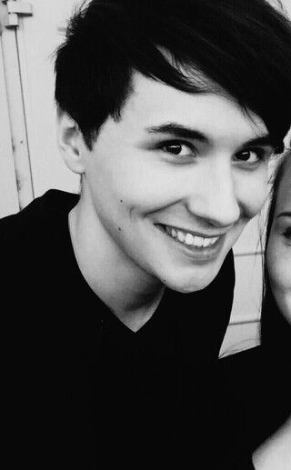 Dan Howell: The cute, nerdy guy who is best friends with Phil Lester and wants people to know that they are not gay. Unless you mean happy, then yes. They are.