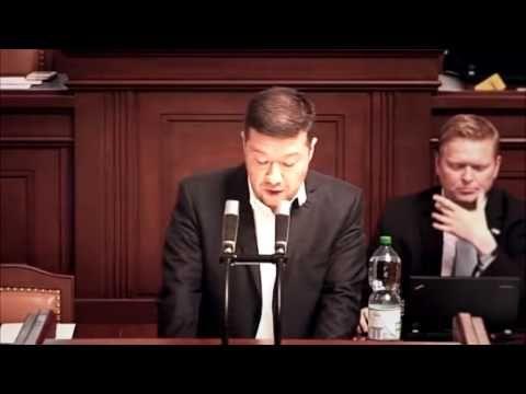Tomio Okamura -SPD- názor k TTIP