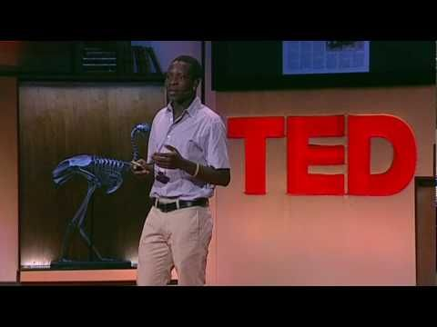 William Kamkwamba from Malawi describes how he built a windmill to power his family's home at the age of 14, during a time of poverty and famine. The windmill produced electricity and was built from spare parts and scrap. one of my favorite ted talks. what an amaizng story!!