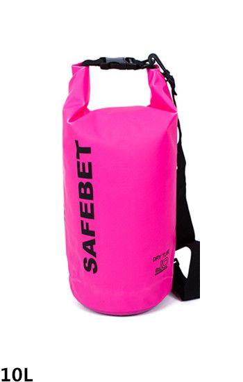 New Portable Outdoor PVC Waterproof Diving Bag Travel Dry bags Rafting bag 5L ,10L ,20L Waterproof Double-Shoulder bag