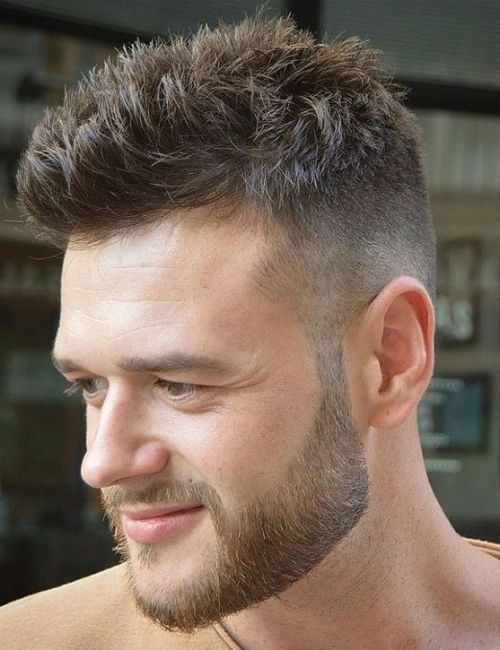 38 Of The Cool And Classy Short Haircut Styles 2019 For Men To Consider This Year Hair And Comb Mens Haircuts Short Cool Hairstyles For Men Mens Hairstyles Short