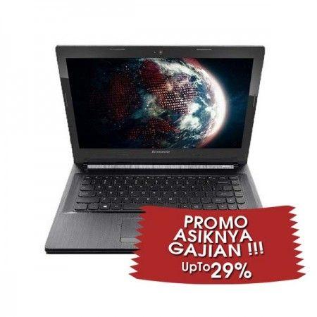 "LENOVO IdeaPad G40-45-6010-Win10 - Promo Asyiknya Gajian  Write a review New Slim Model  !!! AMD DualCore E1 6010-1.35Ghz Turbo 2.4Ghz, RAM 2GB, HDD 500GB, DVD/RW, AMD RADEON R2, Screen 14"", Windows 10  See More Product At http://kliknklik.com/ or http://kliknklik.com/1090-promo-asiknya-gajian and http://kliknklik.com/blogs/harga-notebook-terupdate/"