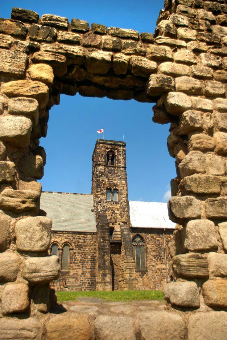 St Paul's Church in Jarrow, South Tyneside.