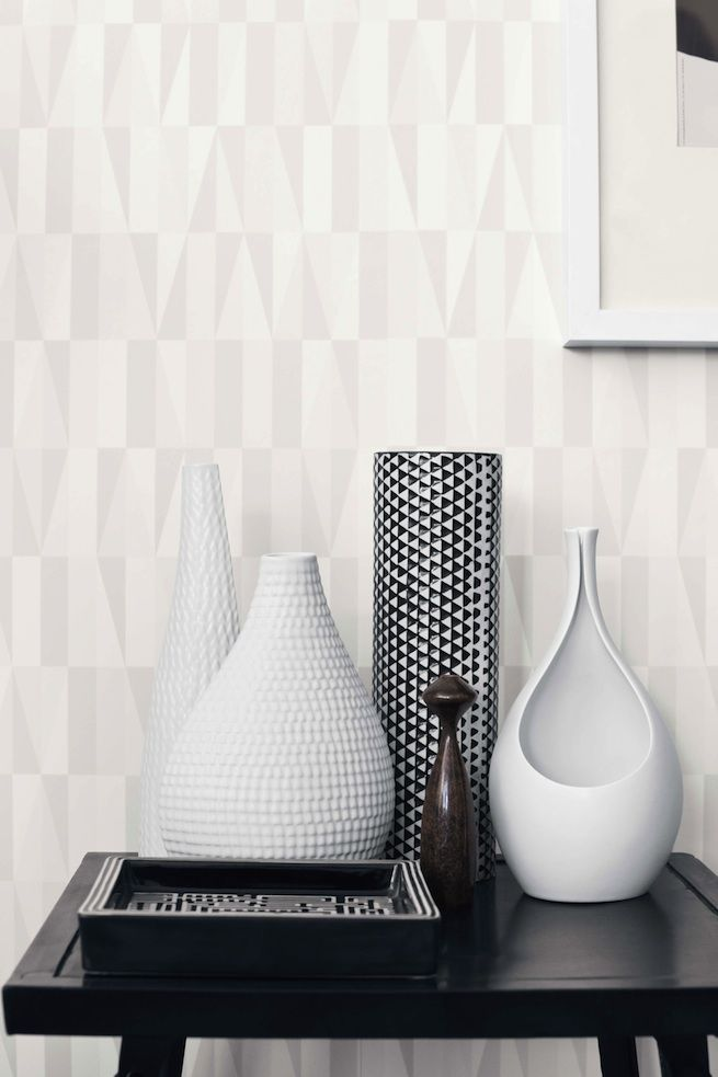 Arne Jacobsen wallpaper
