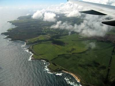 """""""As I watched Maui fade into the Pacific, I sobbed again, harder, if possible, than I had done at Kukuipuka. Two years would pass before I could remove 'aloha' from my voicemail greeting or could listen to Lei'ohu Ryder sing 'Maui Loa' without feeling a tug back toward the land whose tough love had bruised, battered and, ultimately, strengthened me."""" • More on my life in the land of aloha and tears in my Acts of Surrender memoir at  http://www.markdavidgerson.com/books/actsofsurrender"""