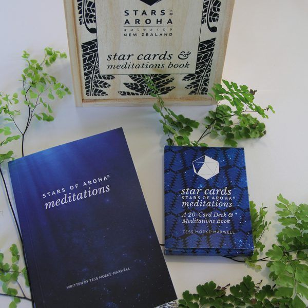 Star Cards Boxed Set/promoting peace/helps to focus the mind/brings a sense of inner peace/starsofaroha.co.nz#starsofaroha
