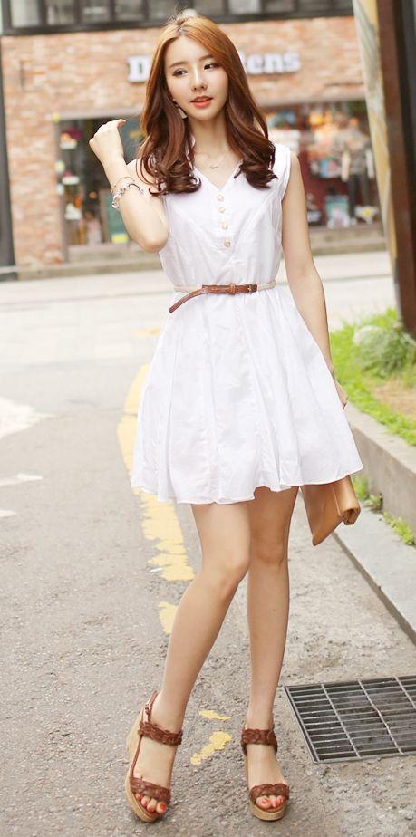 [Luxe Asian Women Dresses Fashion Style Korean Model Fashion Clothing] Ariana Dress